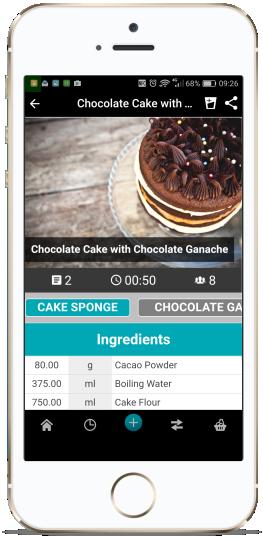 my recipe room mobile app