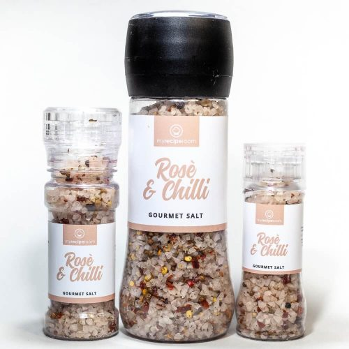 rosè chilli gourmet salt my recipe room